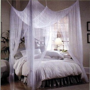 SKEETA Insect Protection Nets | Mosquito Netting Bed Canopy - Mombasa Majesty